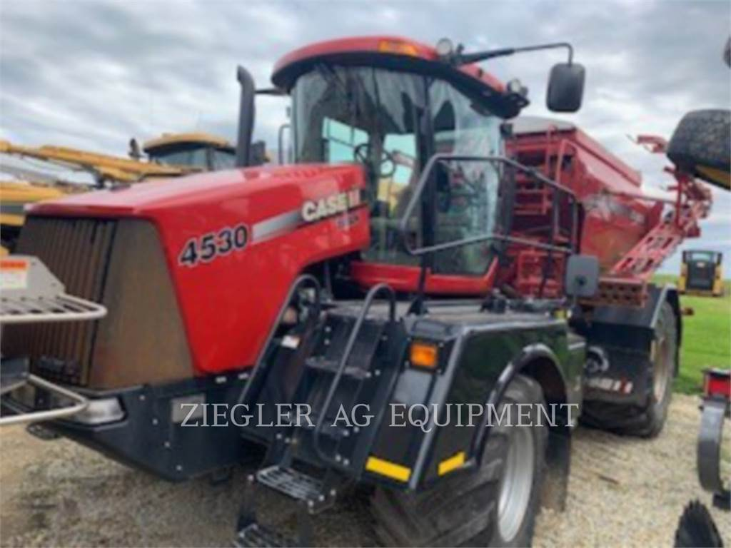 New Holland TITAN4530, Mineral spreaders, Agriculture