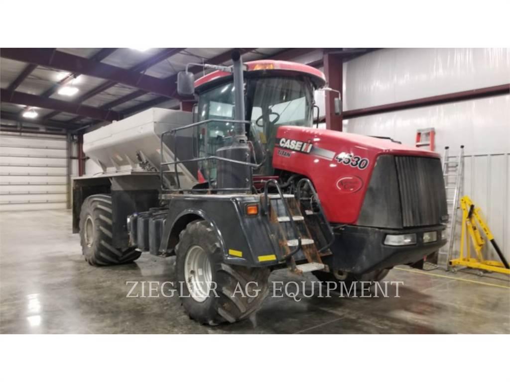 New Holland TITAN4530, Espalhadores de minério, Agricultura