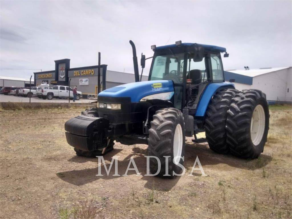 New Holland TM180, tractors, Agriculture