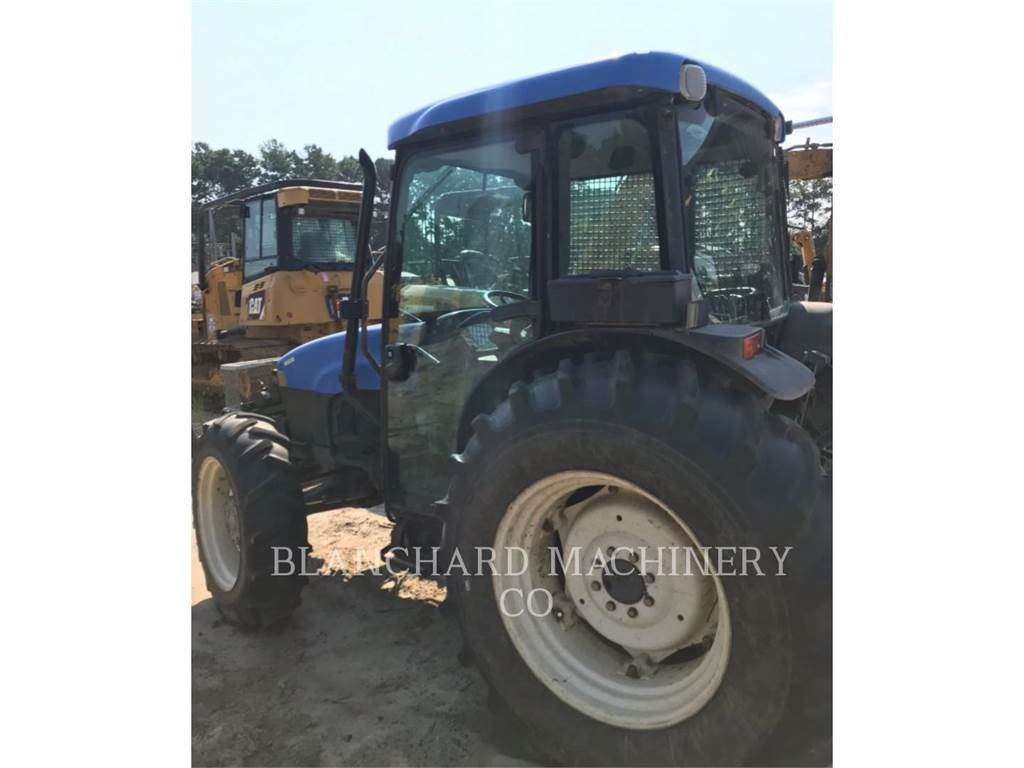 New Holland TN65, tratores agrícolas, Agricultura