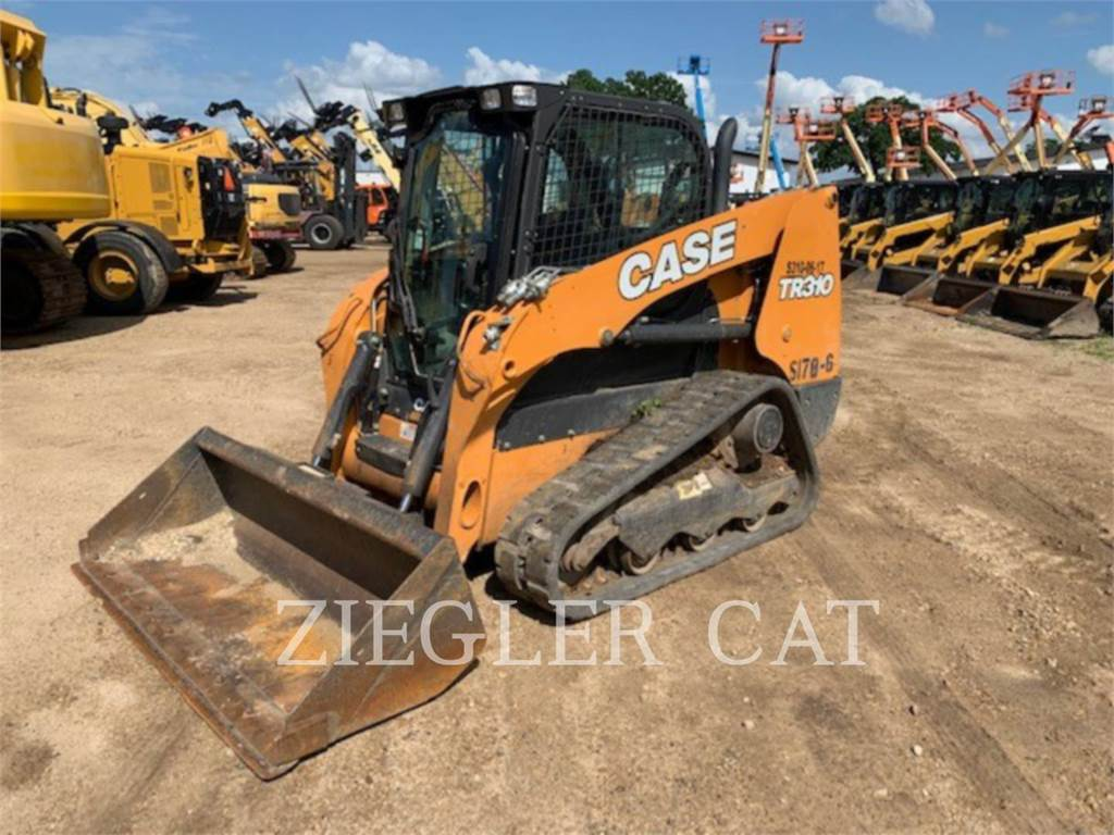 New Holland TR310, Skid Steer Loaders, Construction