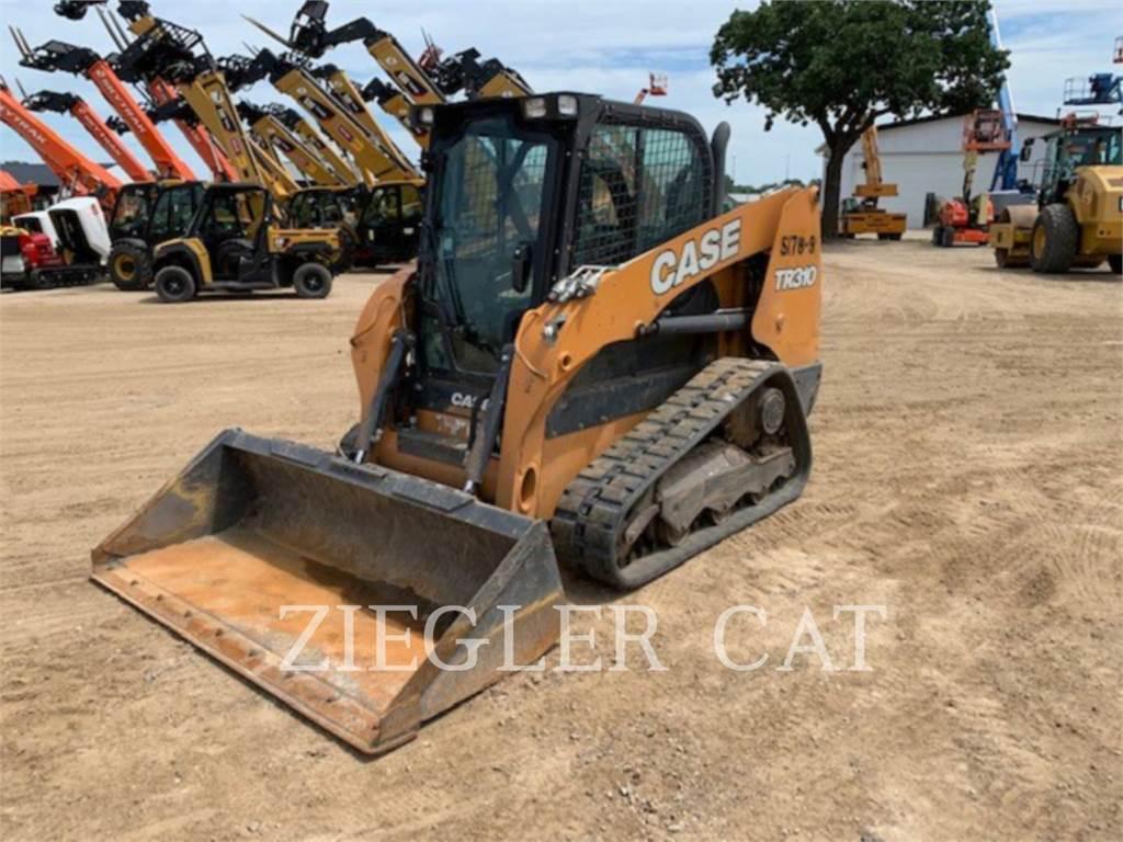 New Holland TR310, Skid Steer Loaders, Construction