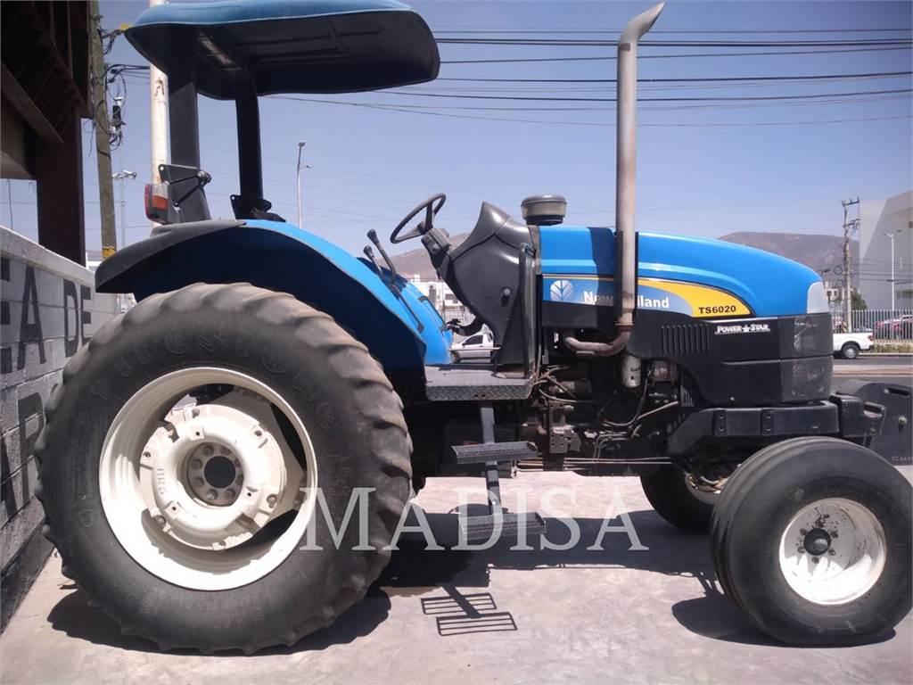 New Holland TS6020, tratores agrícolas, Agricultura