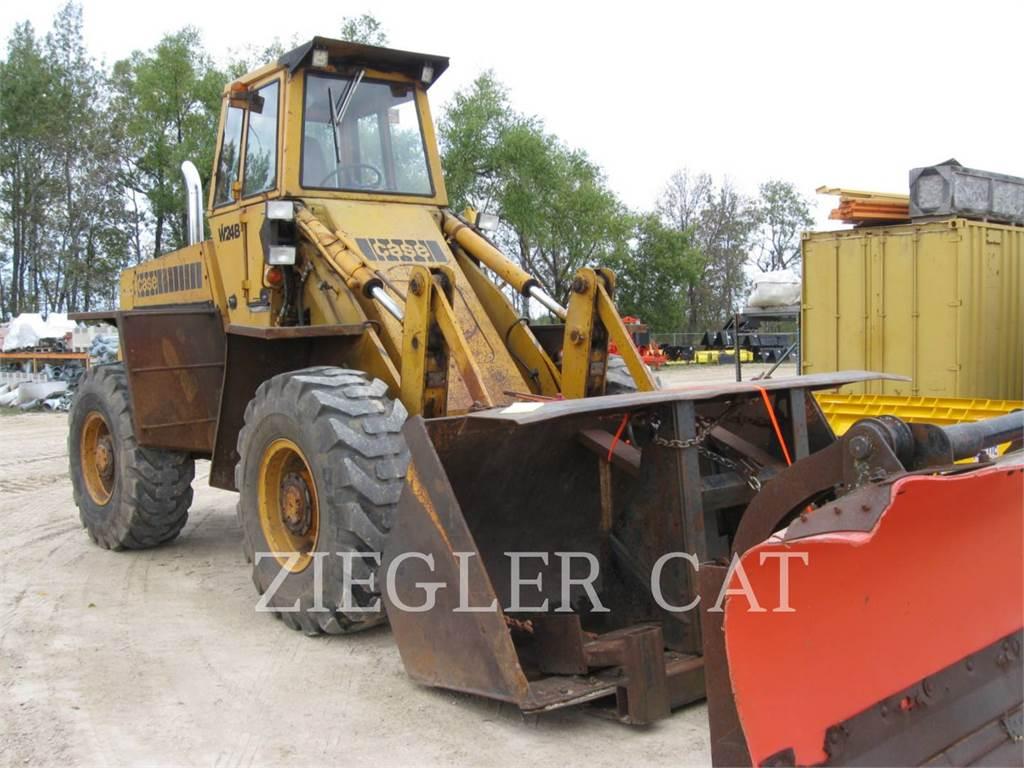 New Holland W24B, Radlader, Bau-Und Bergbauausrüstung