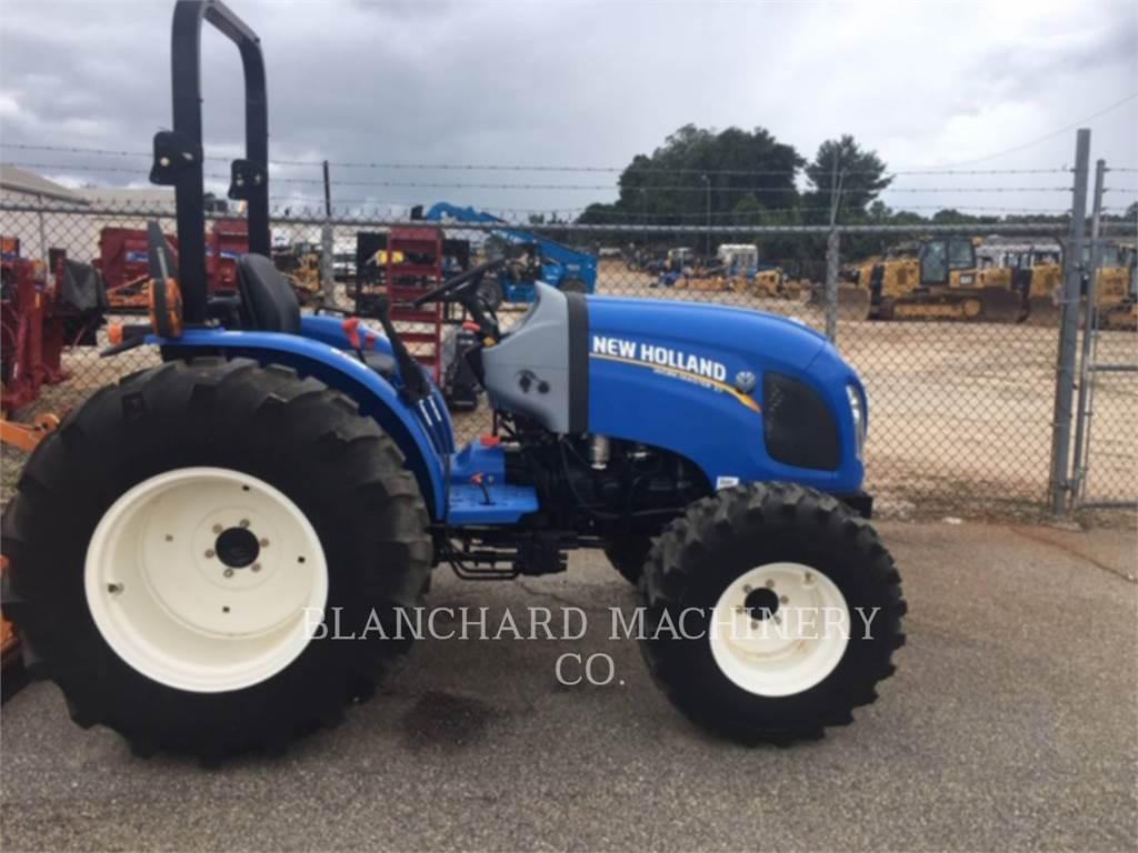 New Holland WKMASTER37, ciągniki rolnicze, Maszyny rolnicze