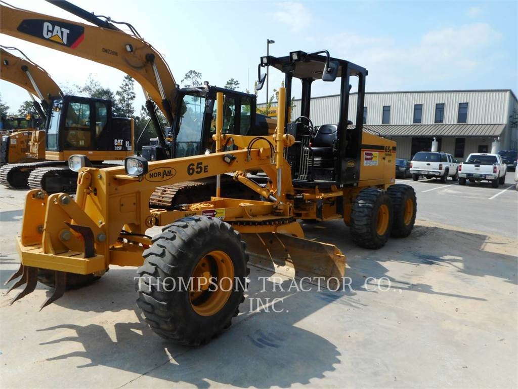 Noram 65 E TURBO, motor graders, Construction