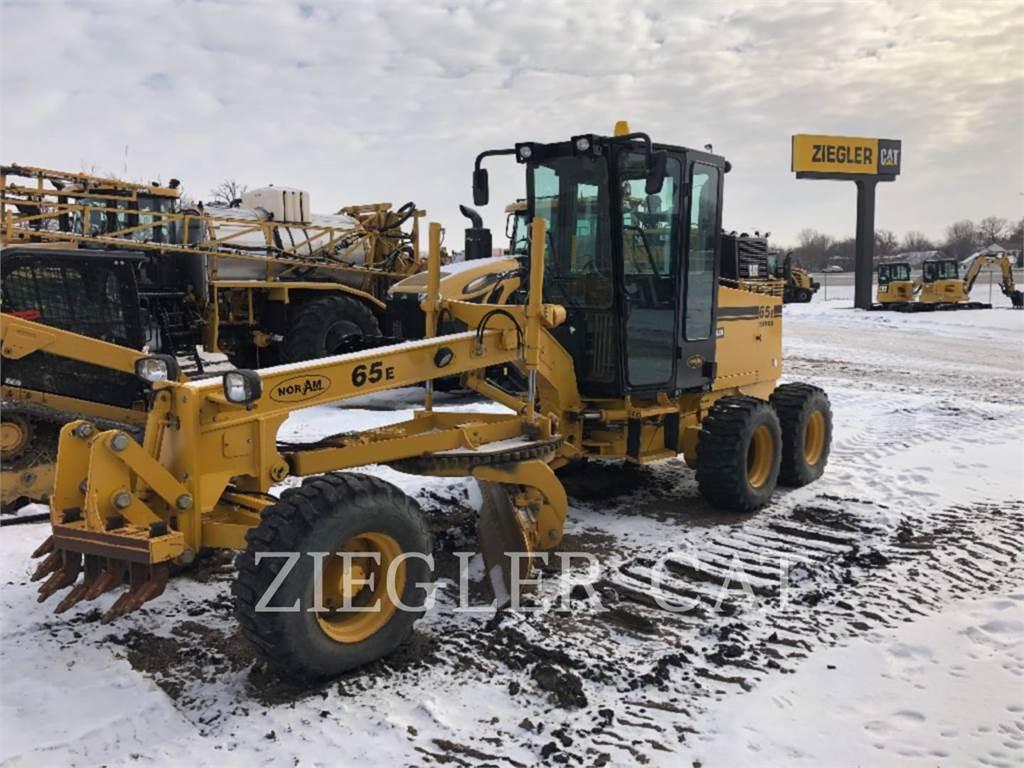 Noram 65 E TURBO, motor graders, Construction