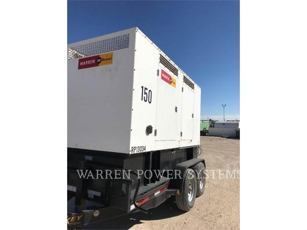 Noram N150, mobile generator sets, Construction