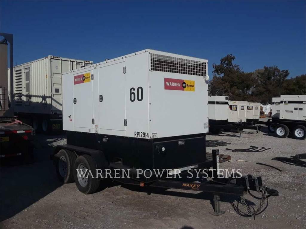 Noram N60, mobile generator sets, Construction