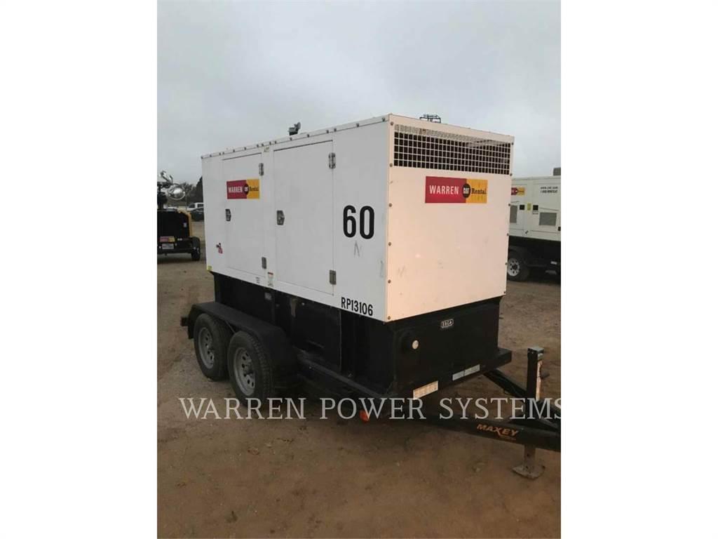 Noram N60, ruchome zestawy generatorów, Sprzęt budowlany