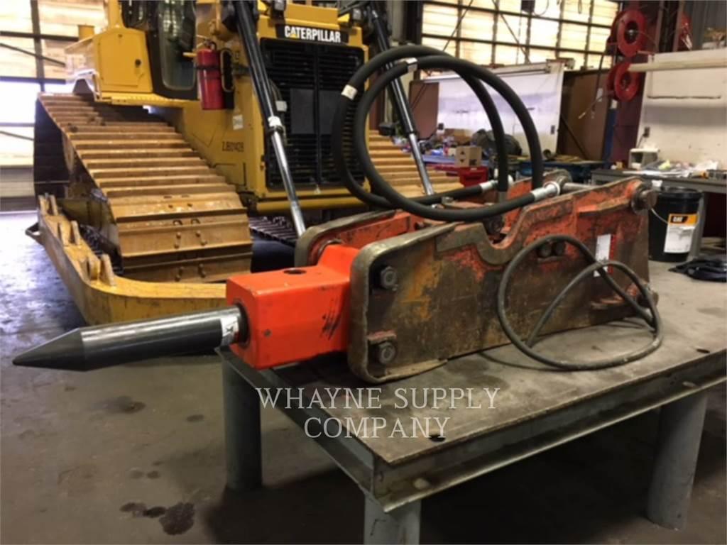NPK E207, herramienta de trabajo - martillo, Construcción