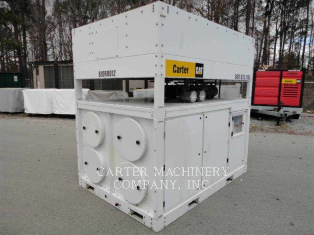 Ohio Cat Manufacturing AC 30TON, Used Ground Thawing Equipment, Construction