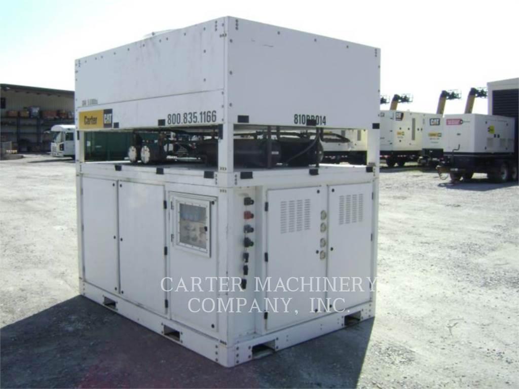 Ohio Cat Manufacturing AC 30TON, Sprzęt do podgrzewania i rozmrażania, Sprzęt budowlany