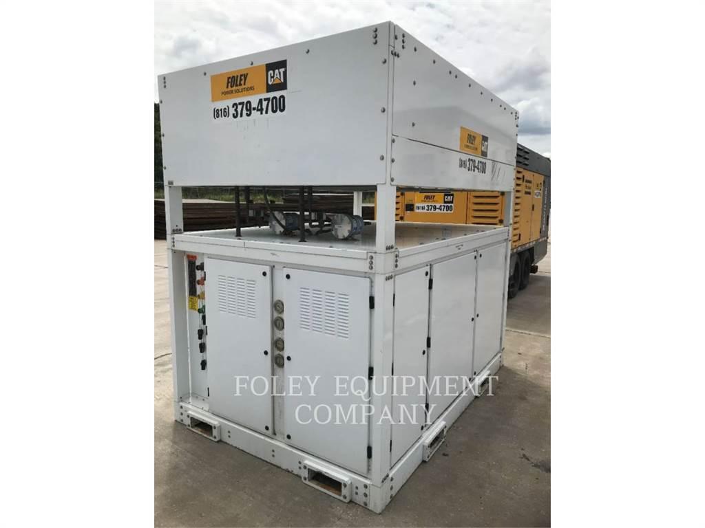 Ohio Cat Manufacturing AC30T, Оборудование для прогрева грунта и бетона, Строительное
