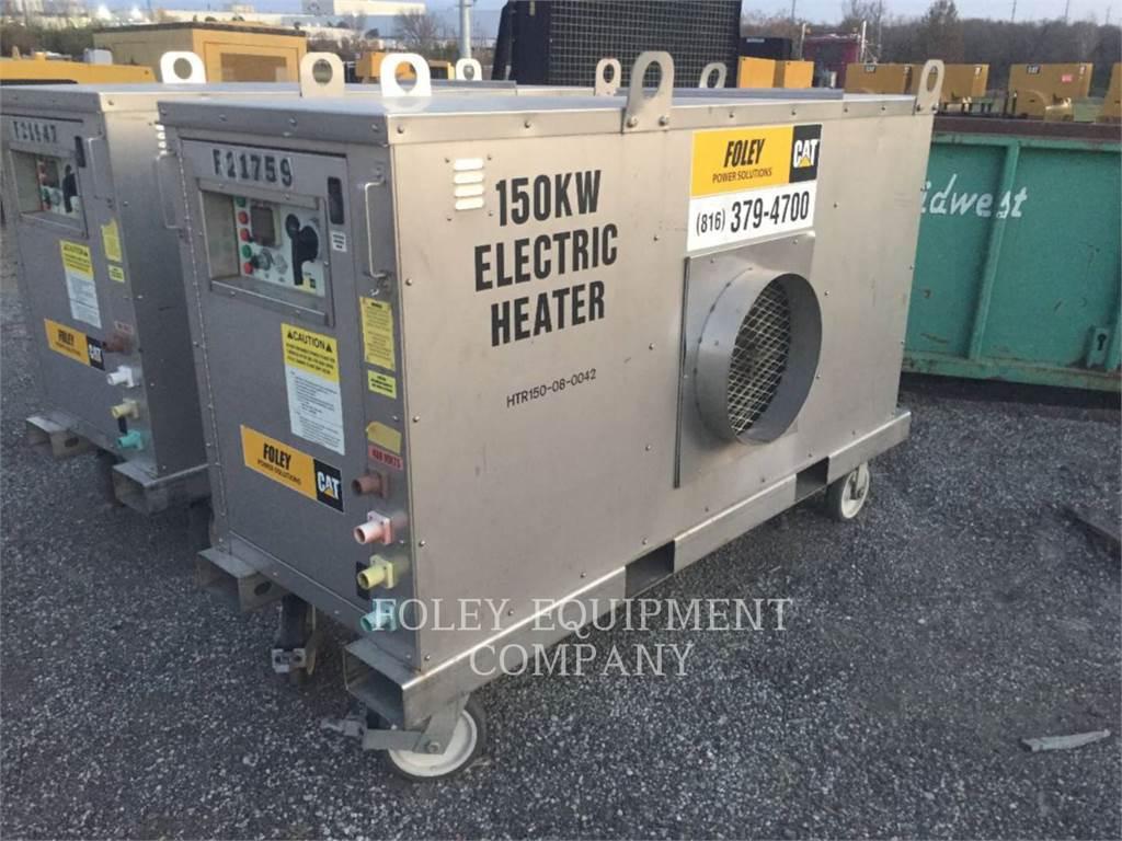 Ohio Cat Manufacturing HEATE150KW, Dispositivi di riscaldamento/scongelamento, Attrezzature Da Costruzione