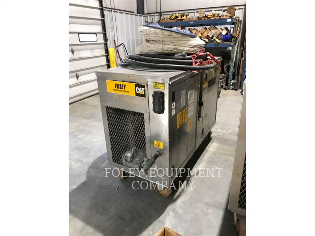 Ohio Cat Manufacturing HEATG600K, Used Ground Thawing Equipment, Construction