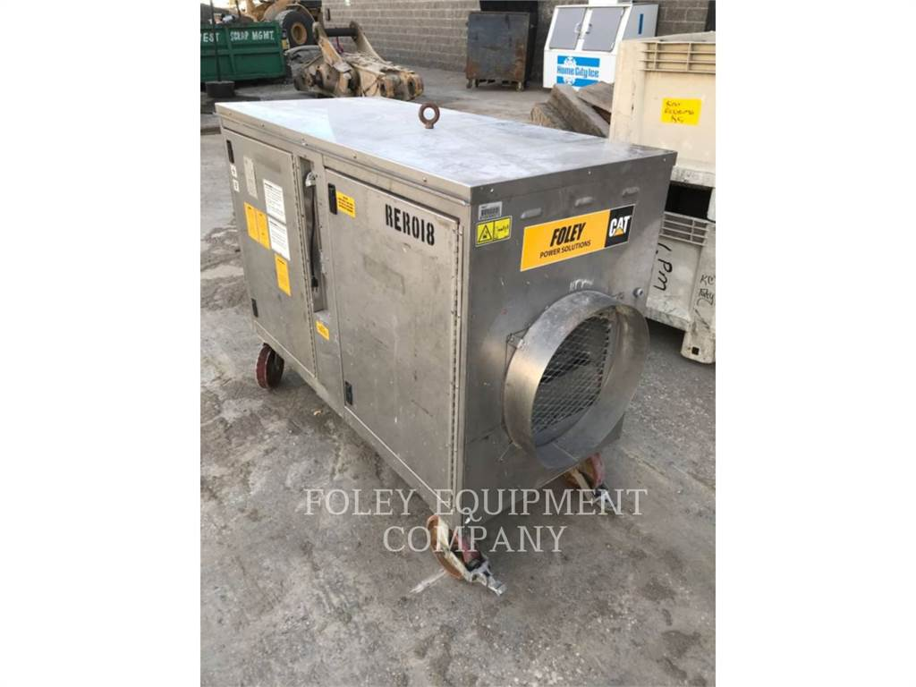 Ohio Cat Manufacturing HEATG600K, Equipamento de aquecimento e descongelamento, Equipamentos Construção