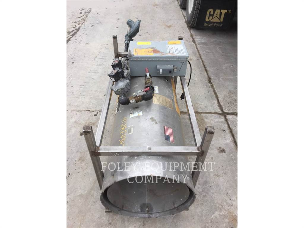 Ohio Cat Manufacturing HEATG700K, Used Ground Thawing Equipment, Construction