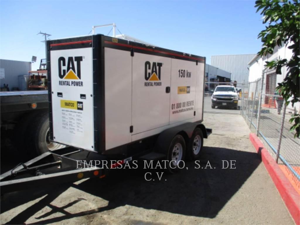 Olympian CAT DE165, mobile generator sets, Construction