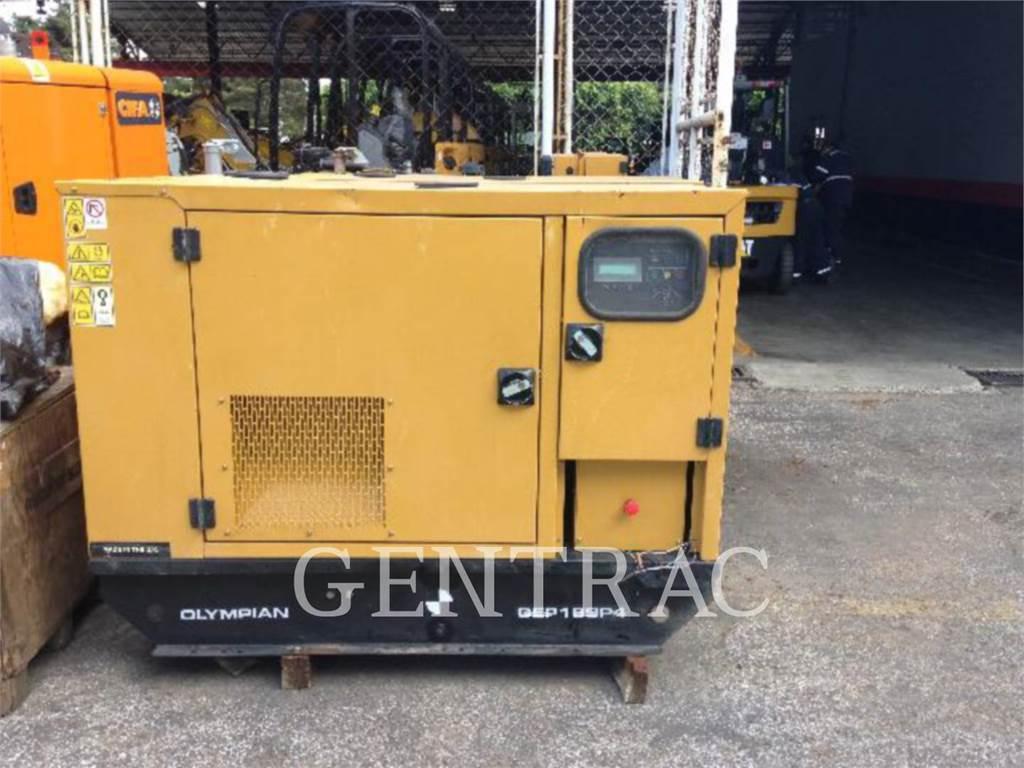 Olympian CAT GEP16SP, Stationaire Generatorsets, Bouw