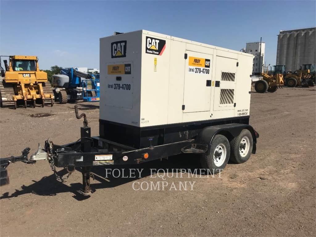 Olympian CAT XQ100, mobile generator sets, Construction