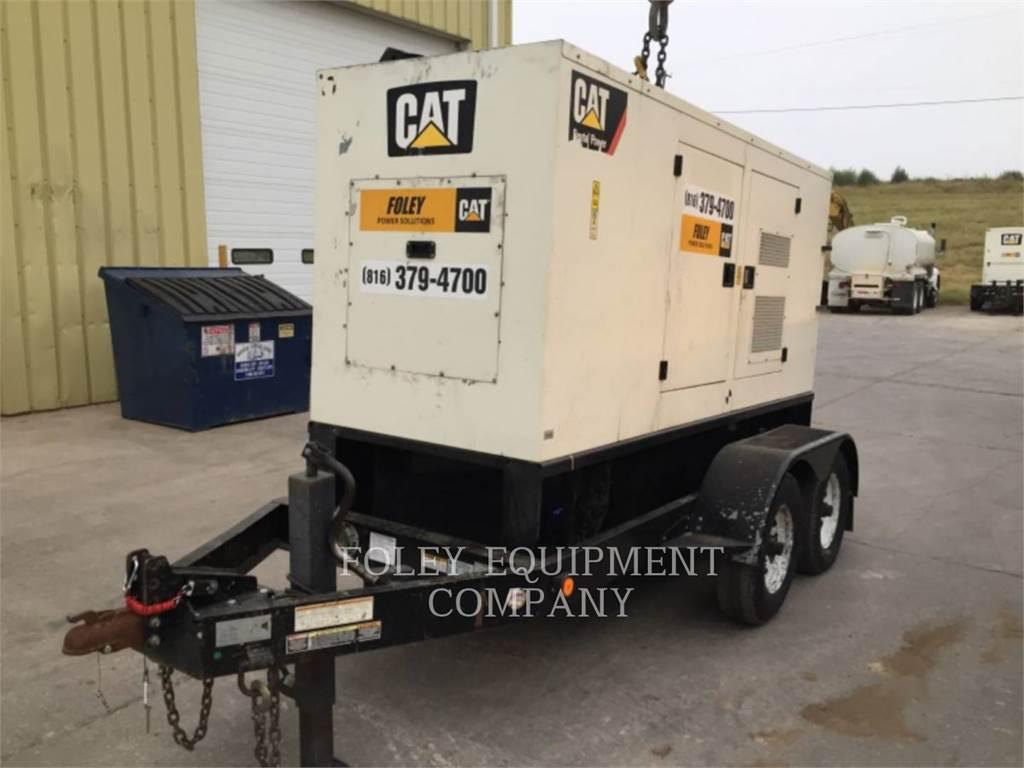 Olympian CAT XQ100, ruchome zestawy generatorów, Sprzęt budowlany