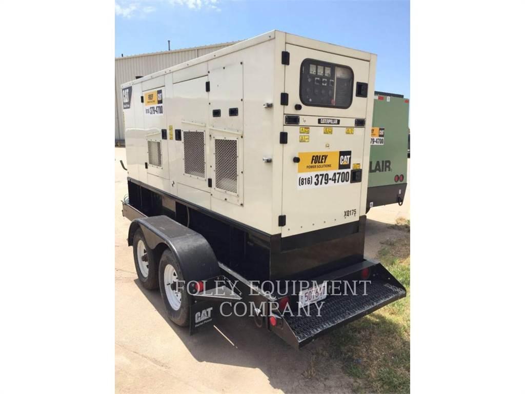 Olympian CAT XQ175, mobile generator sets, Construction