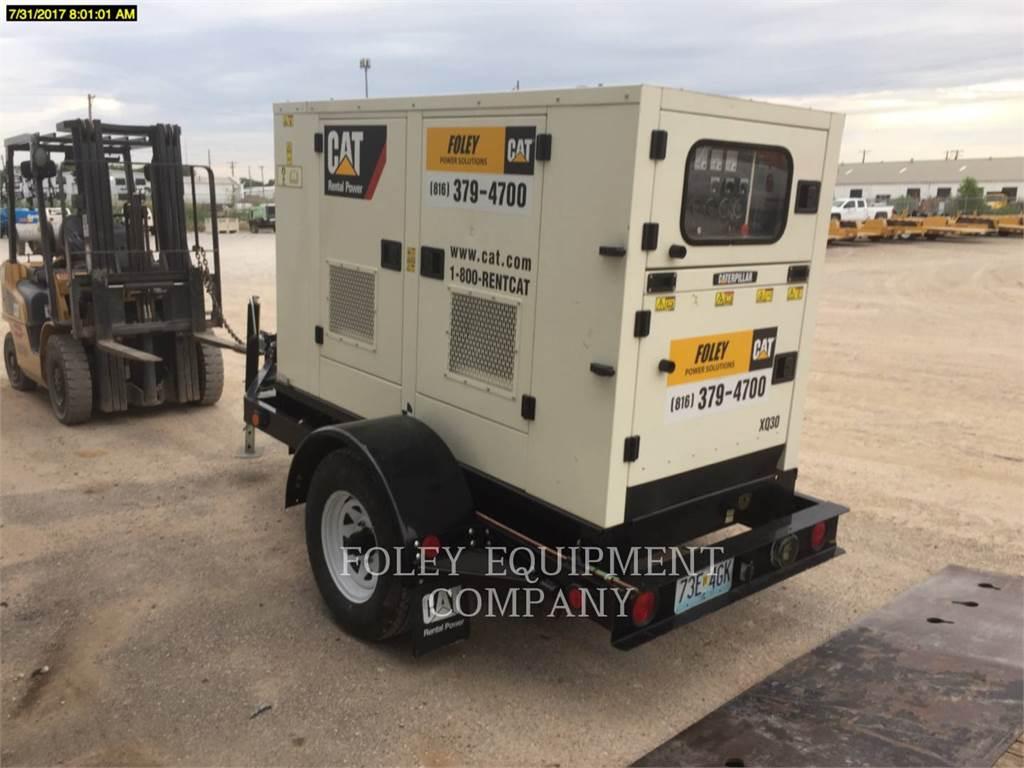 Olympian CAT XQ30, Stationäre Stromaggregate, Bau-Und Bergbauausrüstung
