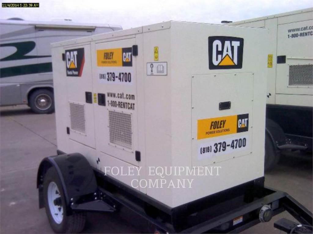 Olympian CAT XQ30, Stacjonarne Zestawy Generatorów, Sprzęt budowlany