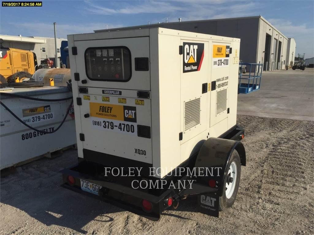 Olympian CAT XQ30, Stationary Generator Sets, Construction