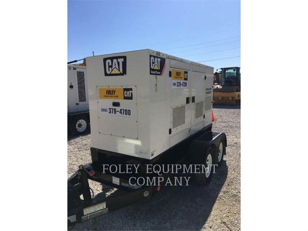 Olympian CAT XQ60, mobile generator sets, Construction