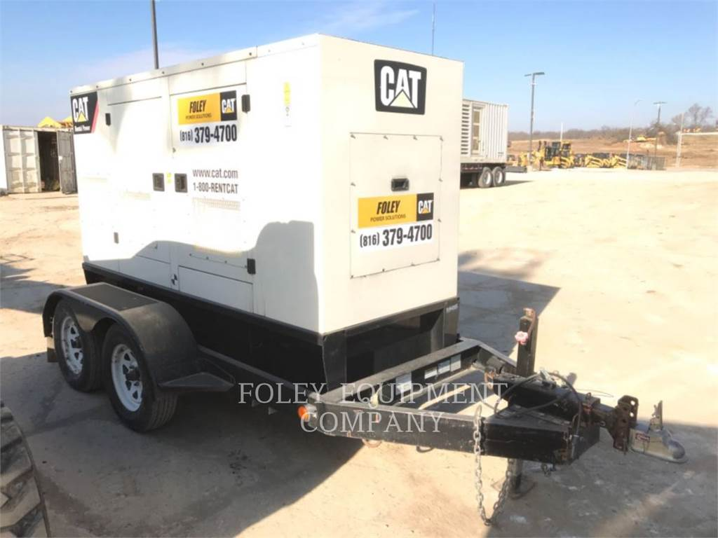 Olympian CAT XQ60, groupes électrogènes mobiles, Équipement De Construction