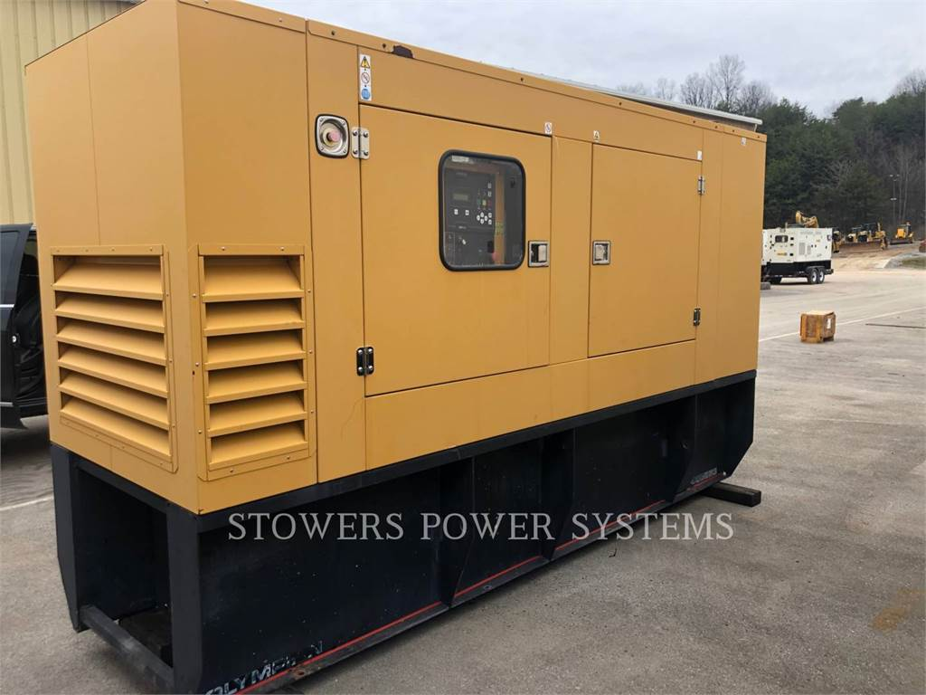 Olympian D200P3, Stationäre Stromaggregate, Bau-Und Bergbauausrüstung