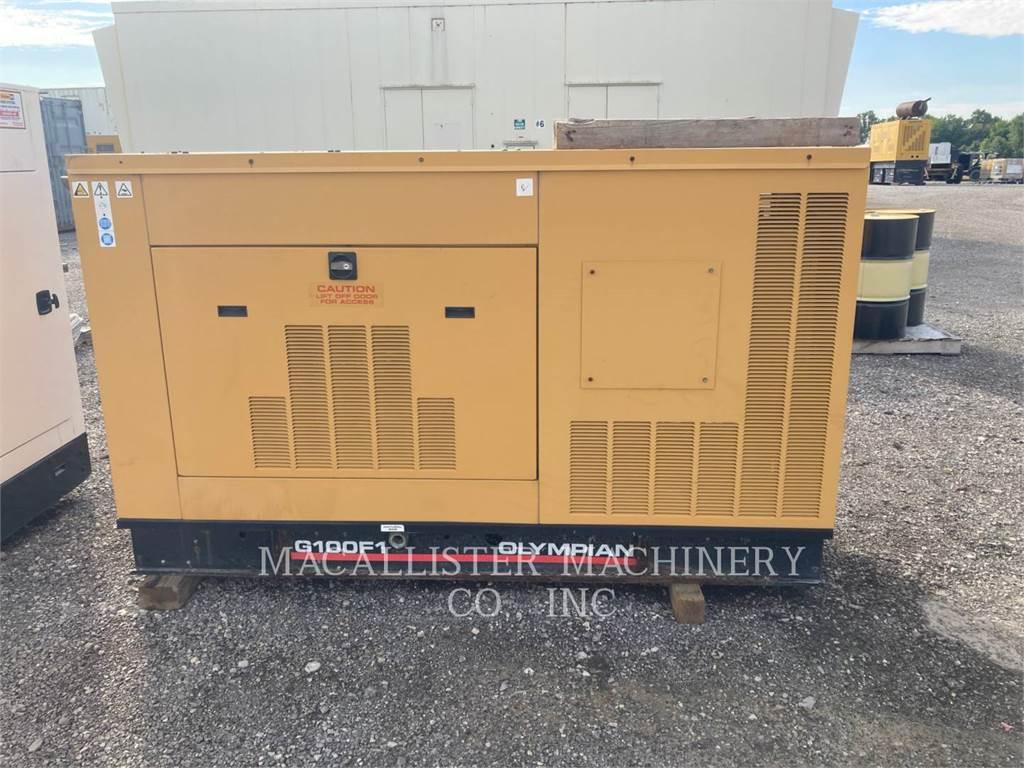 Olympian G100F1, Stationary Generator Sets, Construction