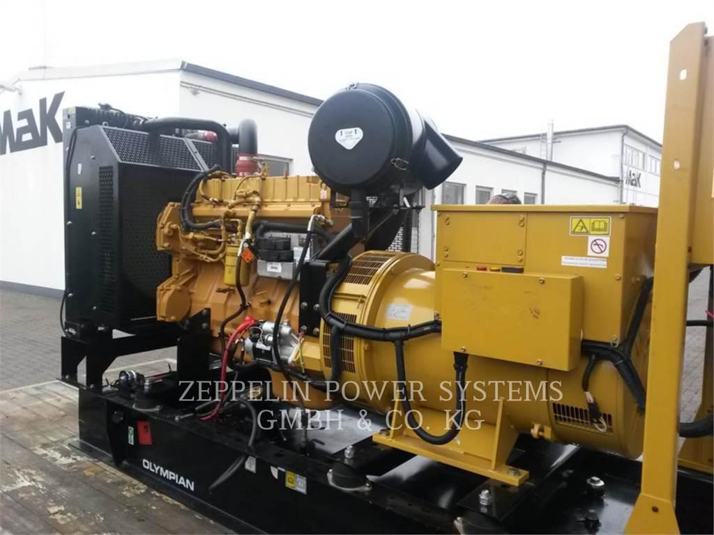 Olympian GEH 275-4, Stationary Generator Sets, Construction