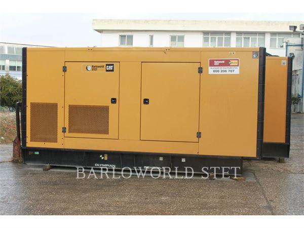 Olympian GEH300, ruchome zestawy generatorów, Sprzęt budowlany
