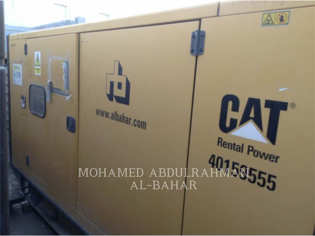 Olympian GEP200, mobile generator sets, Construction