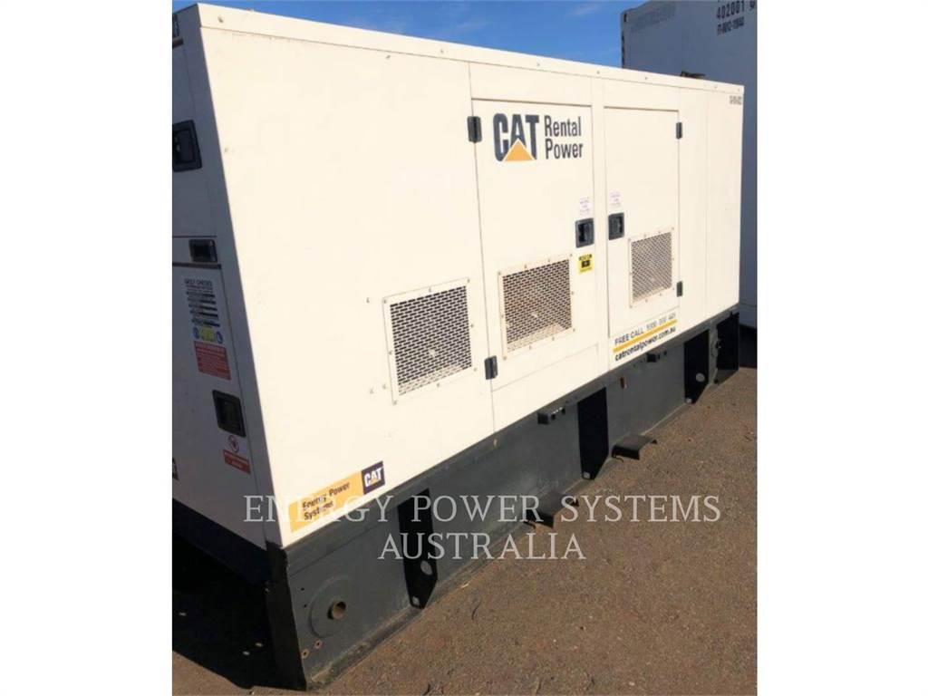 Olympian XQE100, Stationary Generator Sets, Construction