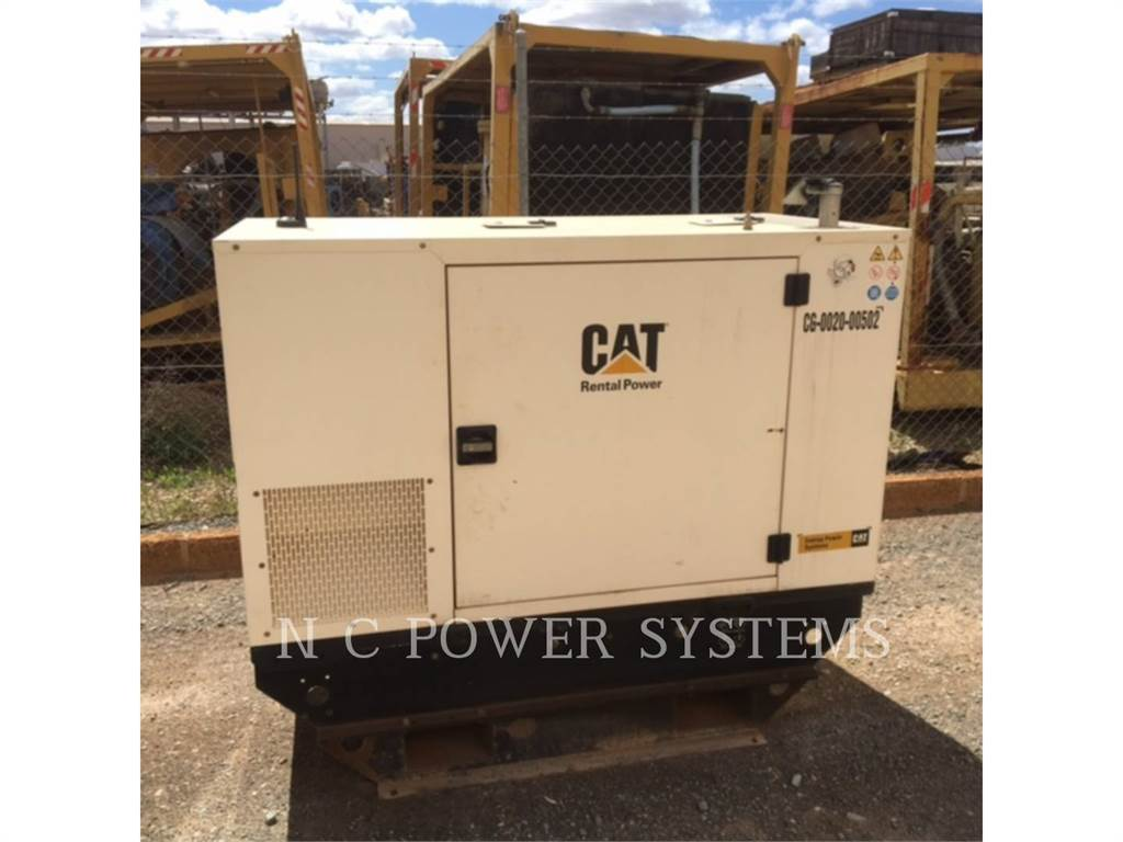 Olympian XQE20, mobile generator sets, Construction