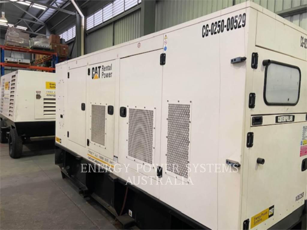 Olympian XQE250, Stationary Generator Sets, Construction