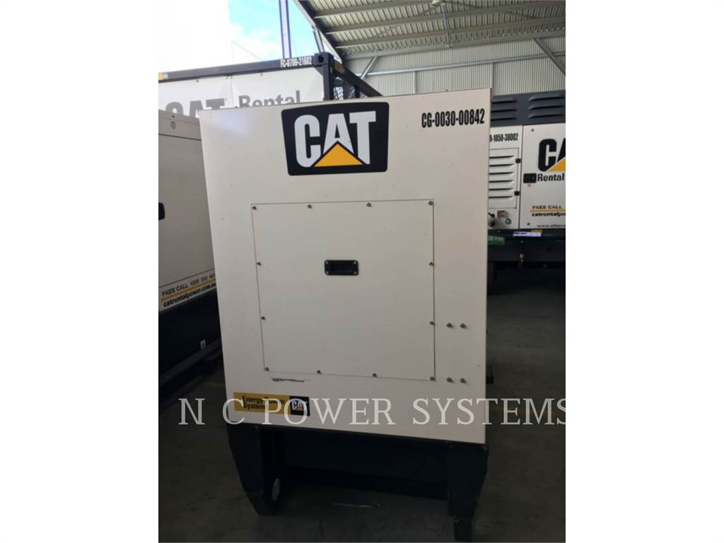 Olympian XQE30, mobile generator sets, Construction