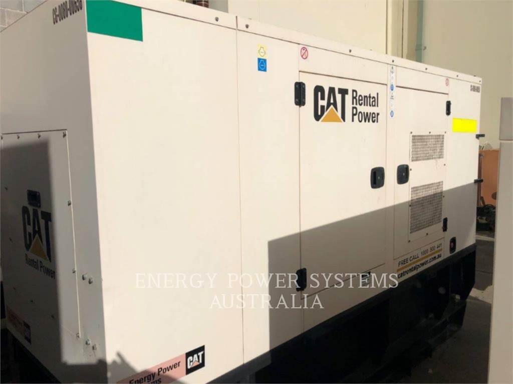 Olympian XQE80, Stationary Generator Sets, Construction