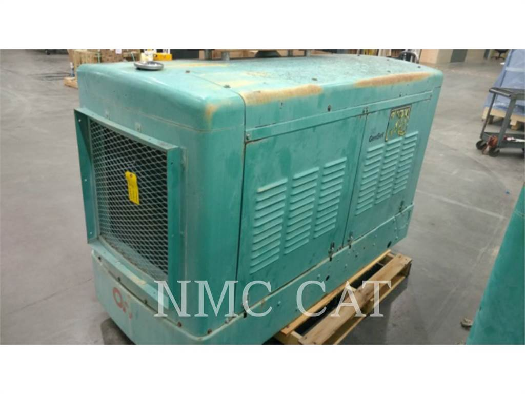 Onan (OBSOLETE) 30.0EK_ON, Stationary Generator Sets, Construction