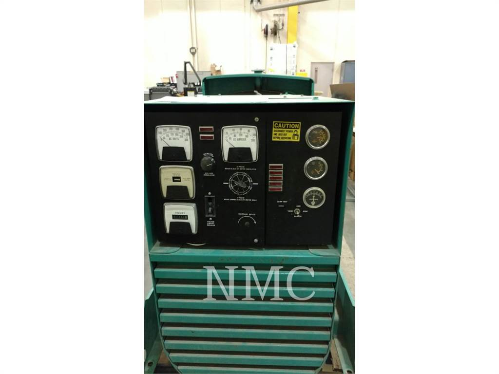 Onan (OBSOLETE) 45.OEM_ON, Stationary Generator Sets, Construction