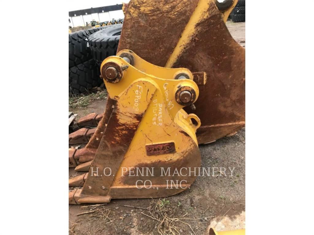 [Other] 18 HEAVY DUTY EMAQ BUCKET W/ PINS, schaufel, Bau-Und Bergbauausrüstung