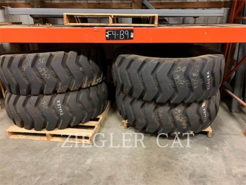[Other] 20.5R25 TIRES, tires, Construction