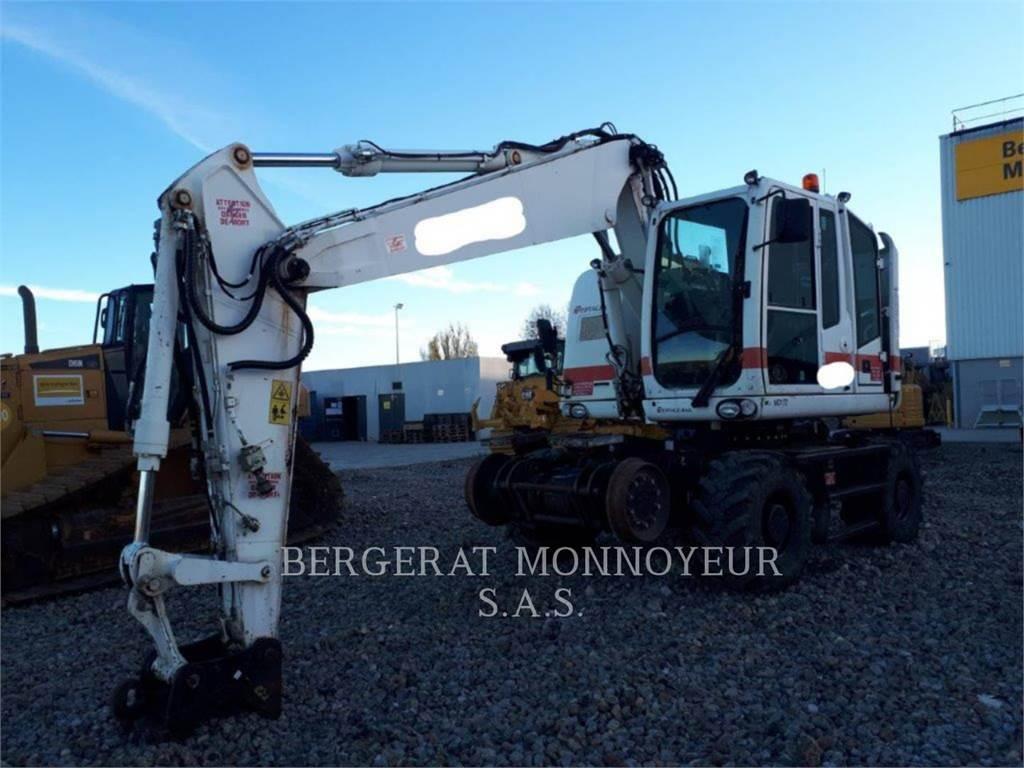 [Other] 22TRR, pelles sur pneus, Équipement De Construction