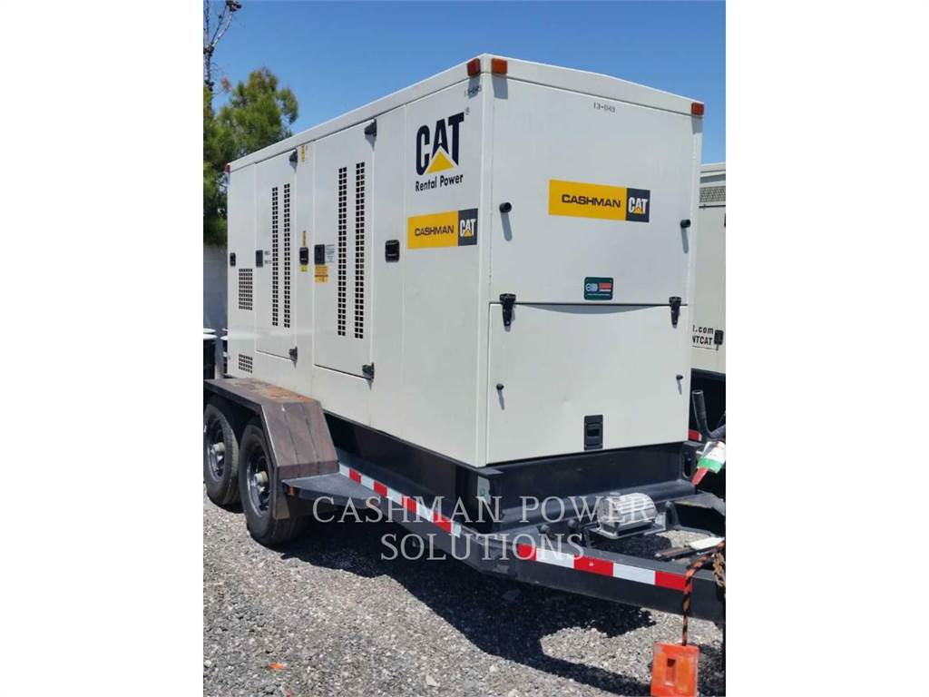 [Other] ALTORFER POWER SYSTEMS APS150, mobile generator sets, Construction