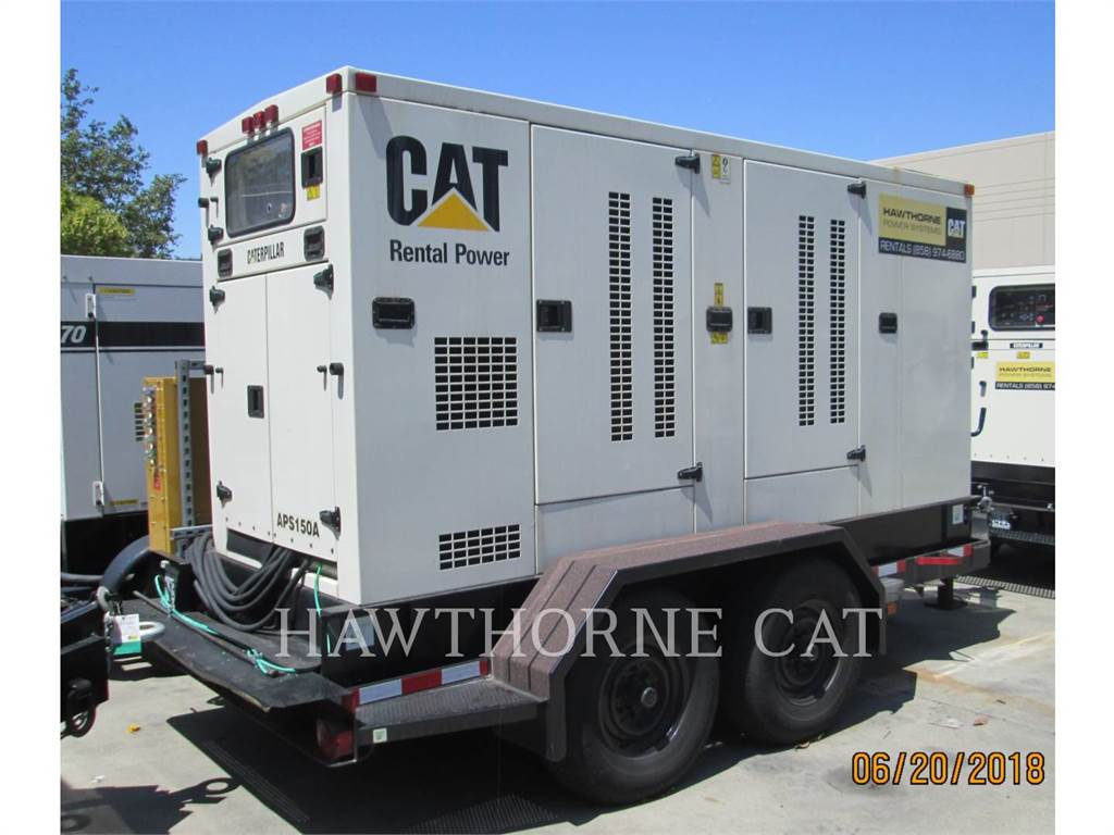 [Other] APS150A, Stationary Generator Sets, Construction