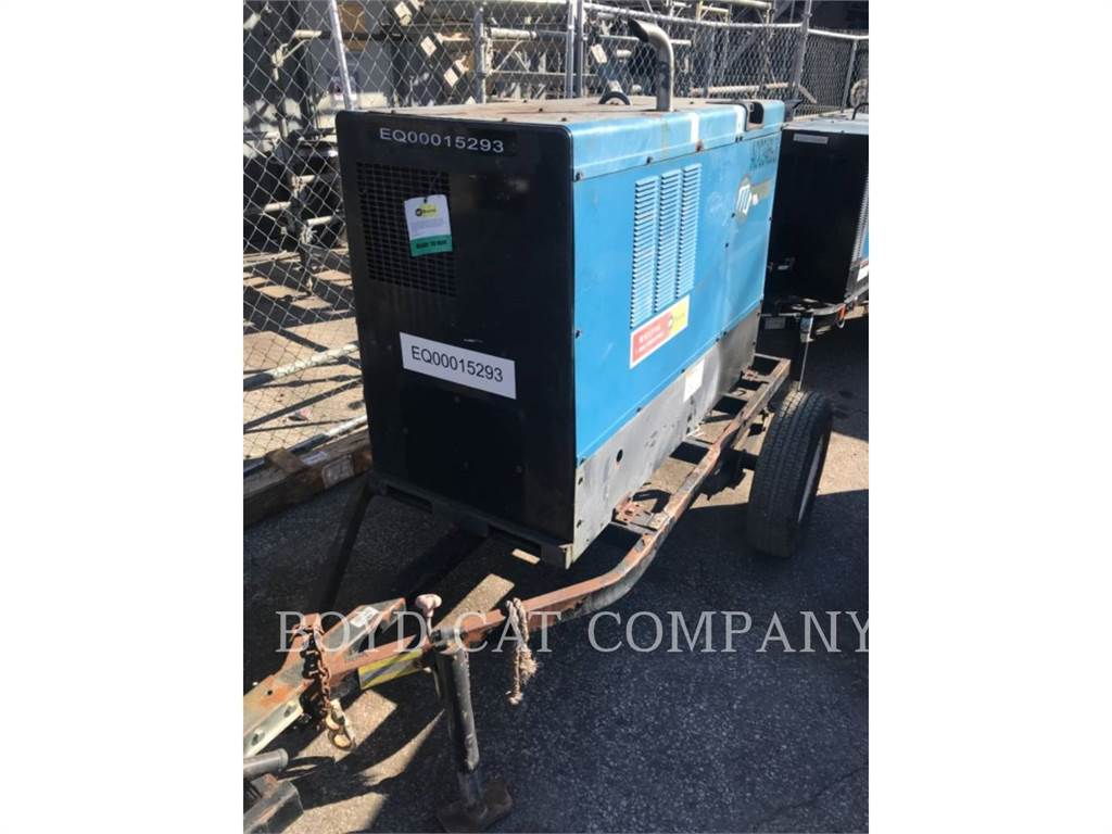 [Other] BIG BLUE 500 CC, welders, Construction